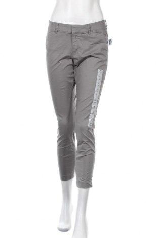 Дамски панталон Old Navy, Размер M, Цвят Сив, 96% памук, 4% еластан, Цена 20,79лв.