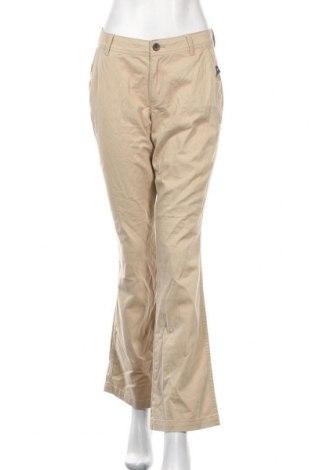 Дамски панталон Old Navy, Размер M, Цвят Бежов, 98% памук, 2% еластан, Цена 8,38лв.