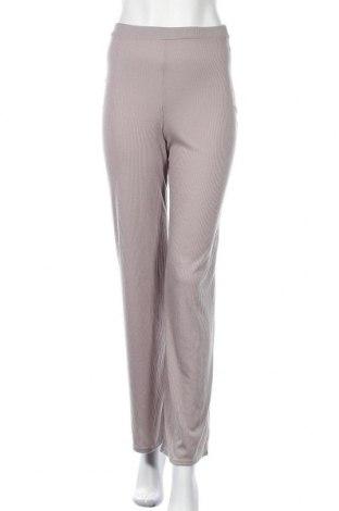 Γυναικείο παντελόνι Simple Wish, Μέγεθος S, Χρώμα Γκρί, Τιμή 5,81€