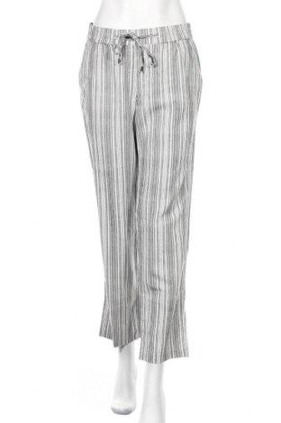 Дамски панталон Soho, Размер S, Цвят Сив, 55% лен, 45% вискоза, Цена 19,11лв.
