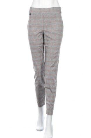 Дамски панталон Soho, Размер L, Цвят Сив, 72% вискоза, 24% полиестер, 4% еластан, Цена 16,38лв.