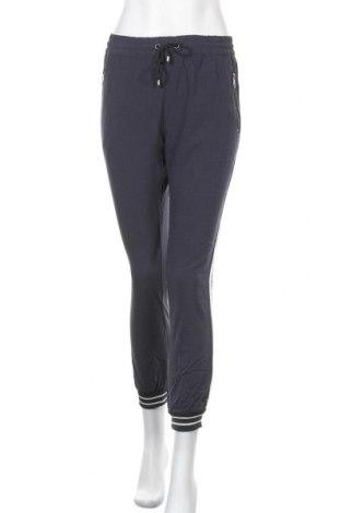 Γυναικείο παντελόνι Soya Concept, Μέγεθος S, Χρώμα Μπλέ, 64% πολυεστέρας, 31% βισκόζη, 5% ελαστάνη, Τιμή 10,98€