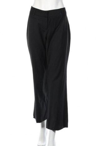 Дамски панталон Talbots, Размер M, Цвят Черен, 87% вълна, 9% полиамид, 4% еластан, Цена 6,83лв.