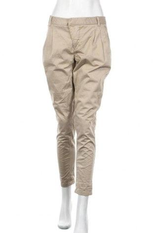 Γυναικείο παντελόνι Talula, Μέγεθος M, Χρώμα  Μπέζ, 96% βαμβάκι, 4% ελαστάνη, Τιμή 5,68€