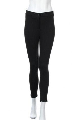 Дамски панталон Vero Moda, Размер M, Цвят Черен, 60% вискоза, 35% полиамид, 5% еластан, Цена 22,94лв.