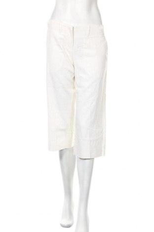 Дамски панталон Vinci, Размер M, Цвят Бял, 55% лен, 45% вискоза, Цена 10,40лв.