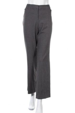 Γυναικείο παντελόνι Worthington, Μέγεθος XL, Χρώμα Γκρί, 63% πολυεστέρας, 33% βισκόζη, 4% ελαστάνη, Τιμή 9,78€