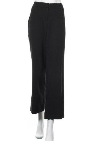 Дамски панталон Worthington, Размер XL, Цвят Черен, 73% полиестер, 23% вискоза, 4% еластан, Цена 10,94лв.
