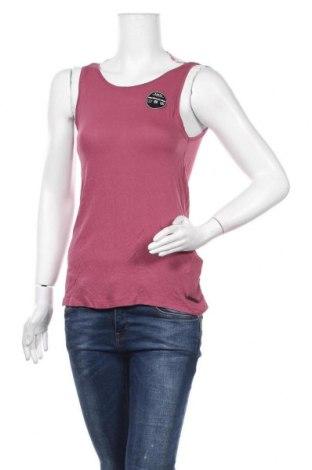 Γυναικείο αμάνικο μπλουζάκι House, Μέγεθος XS, Χρώμα Ρόζ , 100% πολυεστέρας, Τιμή 5,48€