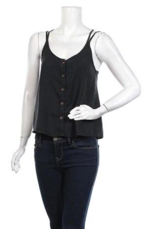 Γυναικείο αμάνικο μπλουζάκι Noisy May, Μέγεθος S, Χρώμα Μαύρο, Lyocell, Τιμή 4,90€