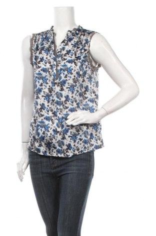 Γυναικείο αμάνικο μπλουζάκι Soya Concept, Μέγεθος S, Χρώμα Πολύχρωμο, Πολυεστέρας, Τιμή 7,27€