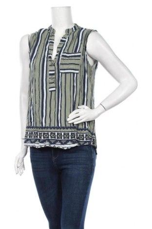 Γυναικείο αμάνικο μπλουζάκι Tippy, Μέγεθος L, Χρώμα Πολύχρωμο, Τιμή 3,18€