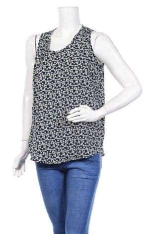 Γυναικείο αμάνικο μπλουζάκι Tippy, Μέγεθος M, Χρώμα Μπλέ, Βισκόζη, Τιμή 3,18€