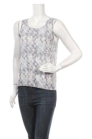 Γυναικείο αμάνικο μπλουζάκι Tom Tailor, Μέγεθος M, Χρώμα Πολύχρωμο, Τιμή 3,90€