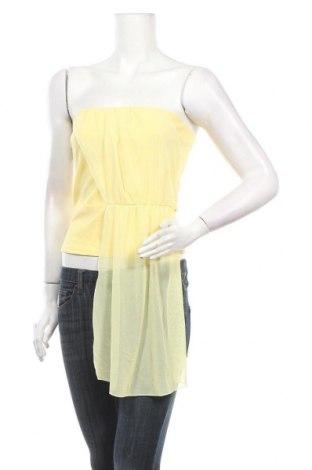Дамски потник Top Fashion, Размер S, Цвят Жълт, Цена 19,50лв.