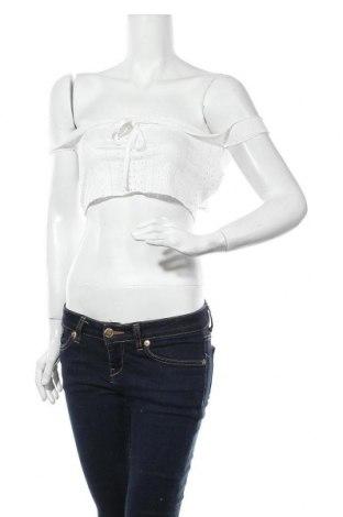 Дамски потник Top Fashion, Размер M, Цвят Бял, Цена 19,50лв.