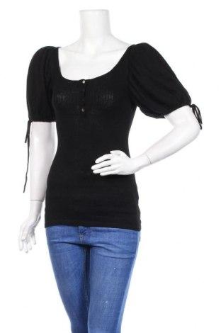 Γυναικείο πουλόβερ Mango, Μέγεθος S, Χρώμα Μαύρο, Τιμή 10,67€
