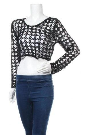 Γυναικείο πουλόβερ Missguided, Μέγεθος XS, Χρώμα Μαύρο, Ακρυλικό, Τιμή 7,11€