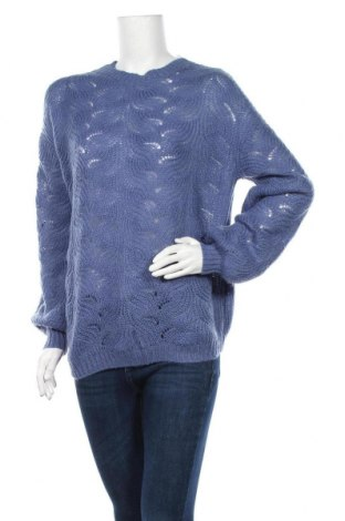 Γυναικείο πουλόβερ Mohito, Μέγεθος M, Χρώμα Μπλέ, Τιμή 11,58€