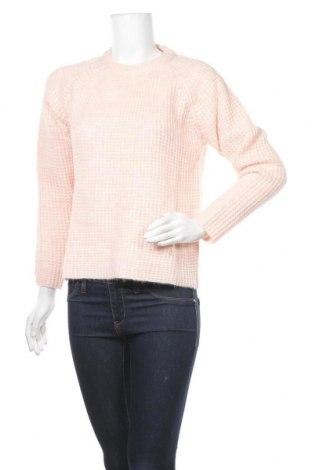 Γυναικείο πουλόβερ ONLY, Μέγεθος S, Χρώμα Ρόζ , Ακρυλικό, Τιμή 12,16€