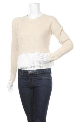 Γυναικείο πουλόβερ ONLY, Μέγεθος S, Χρώμα  Μπέζ, Βαμβάκι, Τιμή 22,81€