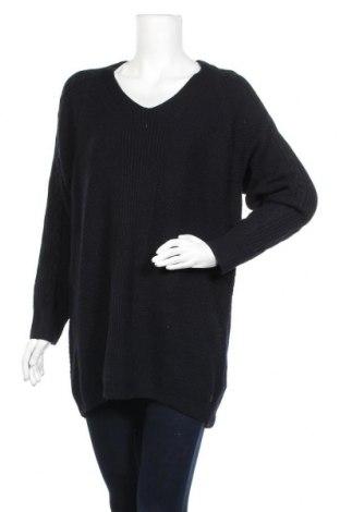 Γυναικείο πουλόβερ Roxy, Μέγεθος S, Χρώμα Μπλέ, 60% βαμβάκι, 40%ακρυλικό, Τιμή 46,01€