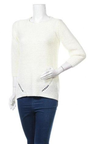 Γυναικείο πουλόβερ Sinsay, Μέγεθος M, Χρώμα Λευκό, 65%ακρυλικό, 35% πολυαμίδη, Τιμή 18,95€