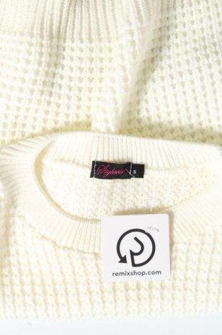 Γυναικείο πουλόβερ Stylewise, Μέγεθος S, Χρώμα Λευκό, Ακρυλικό, Τιμή 20,10€