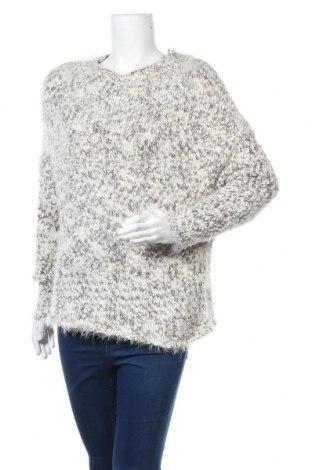 Γυναικείο πουλόβερ Top Secret, Μέγεθος L, Χρώμα Γκρί, 49% πολυεστέρας, 23%ακρυλικό, 28% πολυαμίδη, Τιμή 22,81€