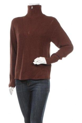 Γυναικείο πουλόβερ Vero Moda, Μέγεθος S, Χρώμα Καφέ, 72% βισκόζη, 28% πολυεστέρας, Τιμή 9,12€