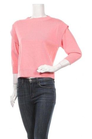 Γυναικείο πουλόβερ Vero Moda, Μέγεθος S, Χρώμα Ρόζ , 52% βισκόζη, 28% πολυεστέρας, 20% πολυαμίδη, Τιμή 22,81€