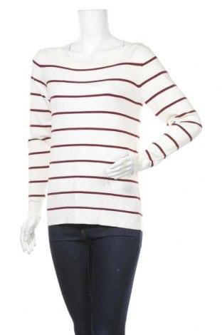 Γυναικείο πουλόβερ Vero Moda, Μέγεθος M, Χρώμα Λευκό, 80% βισκόζη, 20% πολυαμίδη, Τιμή 22,81€