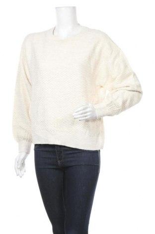 Γυναικείο πουλόβερ Vero Moda, Μέγεθος M, Χρώμα Εκρού, Ακρυλικό, Τιμή 22,81€