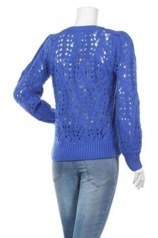 Γυναικείο πουλόβερ Vero Moda, Μέγεθος S, Χρώμα Μπλέ, Ακρυλικό, πολυεστέρας, Τιμή 22,81€