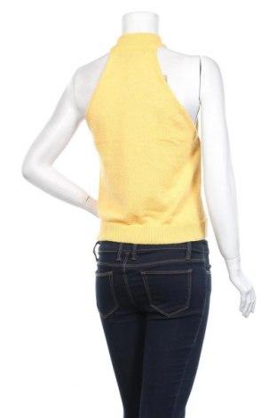 Γυναικείο πουλόβερ Vero Moda, Μέγεθος S, Χρώμα Κίτρινο, 40% βαμβάκι, 30% πολυεστέρας, 30%ακρυλικό, Τιμή 8,34€