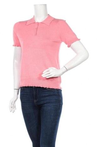 Γυναικείο πουλόβερ Vero Moda, Μέγεθος S, Χρώμα Ρόζ , 80% βισκόζη, 20% πολυαμίδη, Τιμή 6,70€