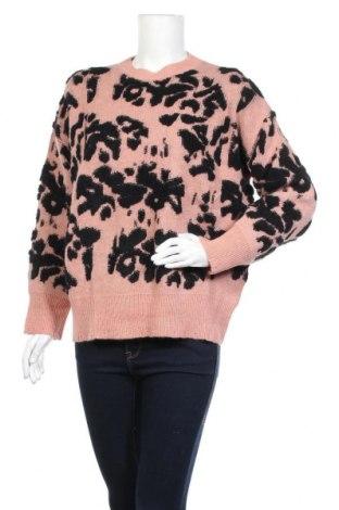 Γυναικείο πουλόβερ Vila, Μέγεθος M, Χρώμα Ρόζ , 42%ακρυλικό, 30% πολυεστέρας, 28% πολυαμίδη, Τιμή 22,81€