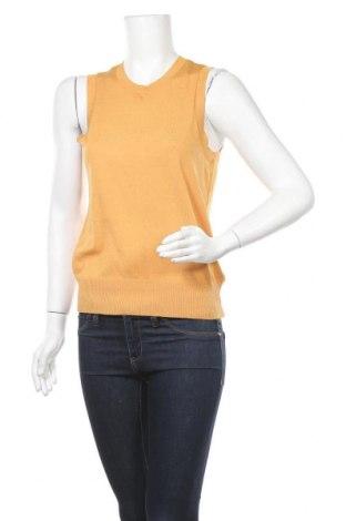 Γυναικείο πουλόβερ Vila, Μέγεθος M, Χρώμα Κίτρινο, 60% πολυεστέρας, 40% βισκόζη, Τιμή 8,04€