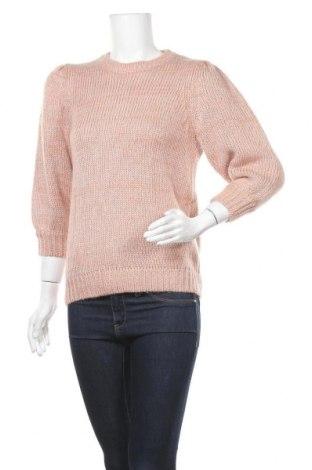 Γυναικείο πουλόβερ Vila, Μέγεθος M, Χρώμα Ρόζ , 60%ακρυλικό, 40% πολυεστέρας, Τιμή 22,81€