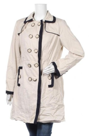 Дамски шлифер Ashley Brooke, Размер L, Цвят Бежов, 95% памук, 5% еластан, Цена 23,31лв.