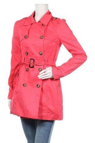 Дамски шлифер Orsay, Размер XS, Цвят Червен, 100% памук, Цена 24,83лв.