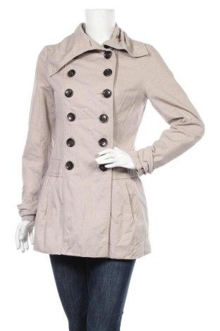Дамски шлифер Orsay, Размер S, Цвят Бежов, Памук, Цена 9,45лв.