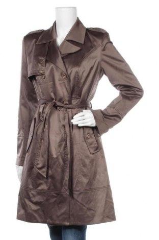 Дамски шлифер Vanilla, Размер L, Цвят Зелен, Цена 18,01лв.