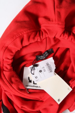 Γυναικείο φούτερ Bershka, Μέγεθος M, Χρώμα Κόκκινο, Πολυεστέρας, Τιμή 8,04€
