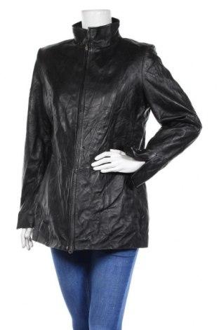 Γυναικείο δερμάτινο μπουφάν Danier, Μέγεθος M, Χρώμα Μαύρο, Γνήσιο δέρμα, Τιμή 10,05€