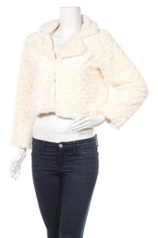 Дамско палто Brave Soul, Размер M, Цвят Бежов, Полиестер, Цена 11,50лв.