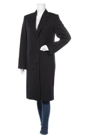 Дамско палто Filippa K, Размер S, Цвят Черен, 95% полиестер, 5% еластан, Цена 98,67лв.
