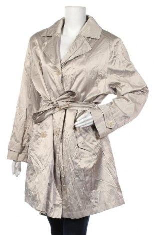 Дамско палто Gerry Weber, Размер XL, Цвят Бежов, 53% полиестер, 47% памук, Цена 59,06лв.