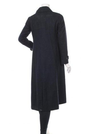 Дамско палто In Wear, Размер XXS, Цвят Син, 52% вълна, 34% полиестер, 4% полиамид, 1% вискоза, Цена 246,75лв.