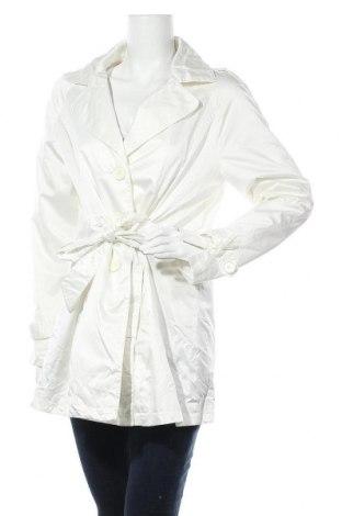 Дамско палто Liv, Размер L, Цвят Бял, Полиестер, Цена 35,28лв.